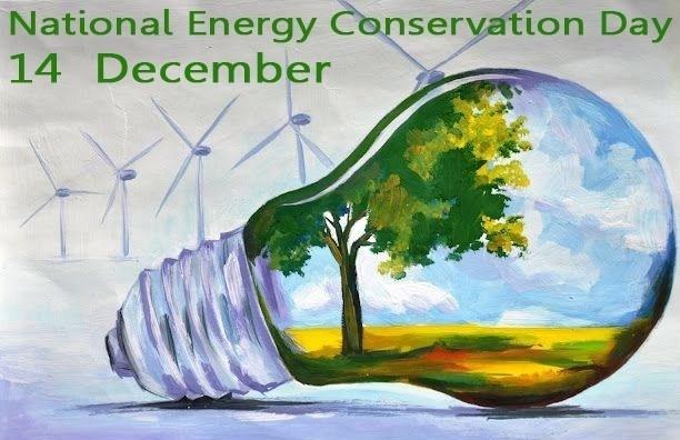 Резултат с изображение за national energy conservation day