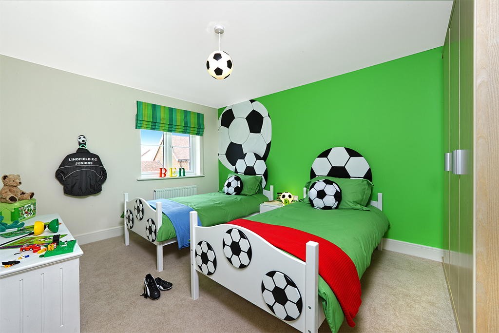 Football Bedroom Ideas 10 Bedroom Design Ideas For Boys
