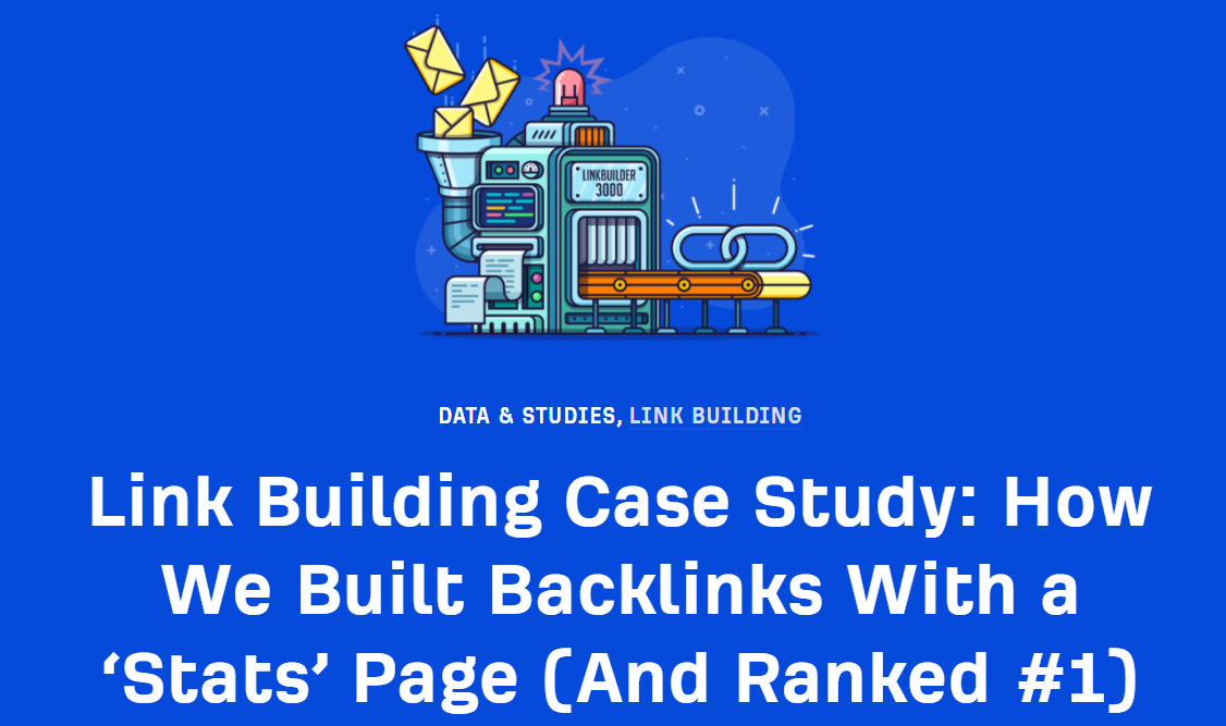 Content distribution strategy ahrefs case study
