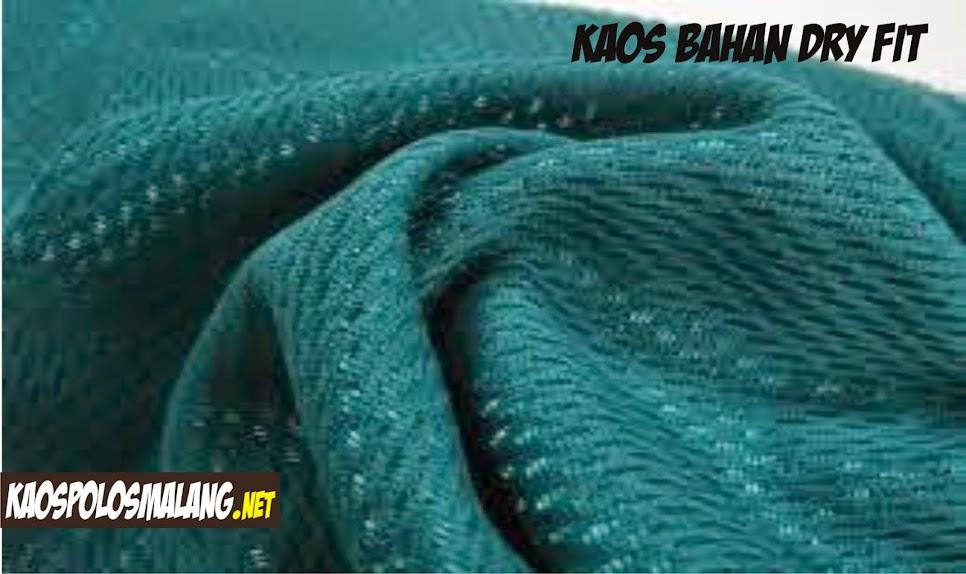 kaos polos malang bahan dry fit
