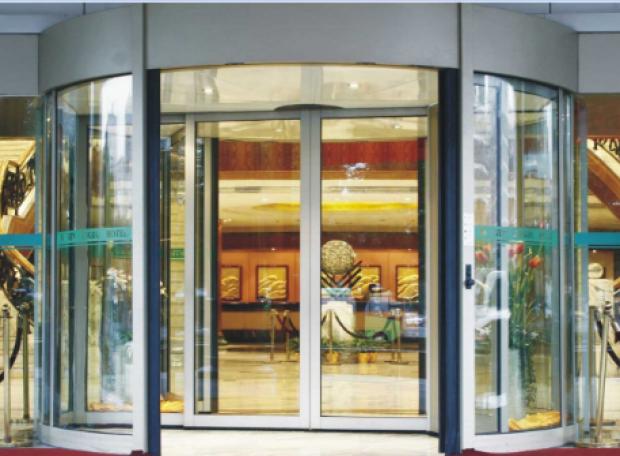 Giới thiệu cửa tự động giá rẻ tại hà nội