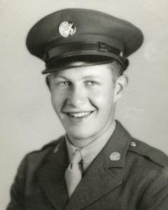 Allen in February 1943