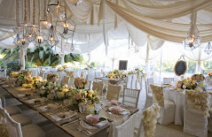 white-table wedding