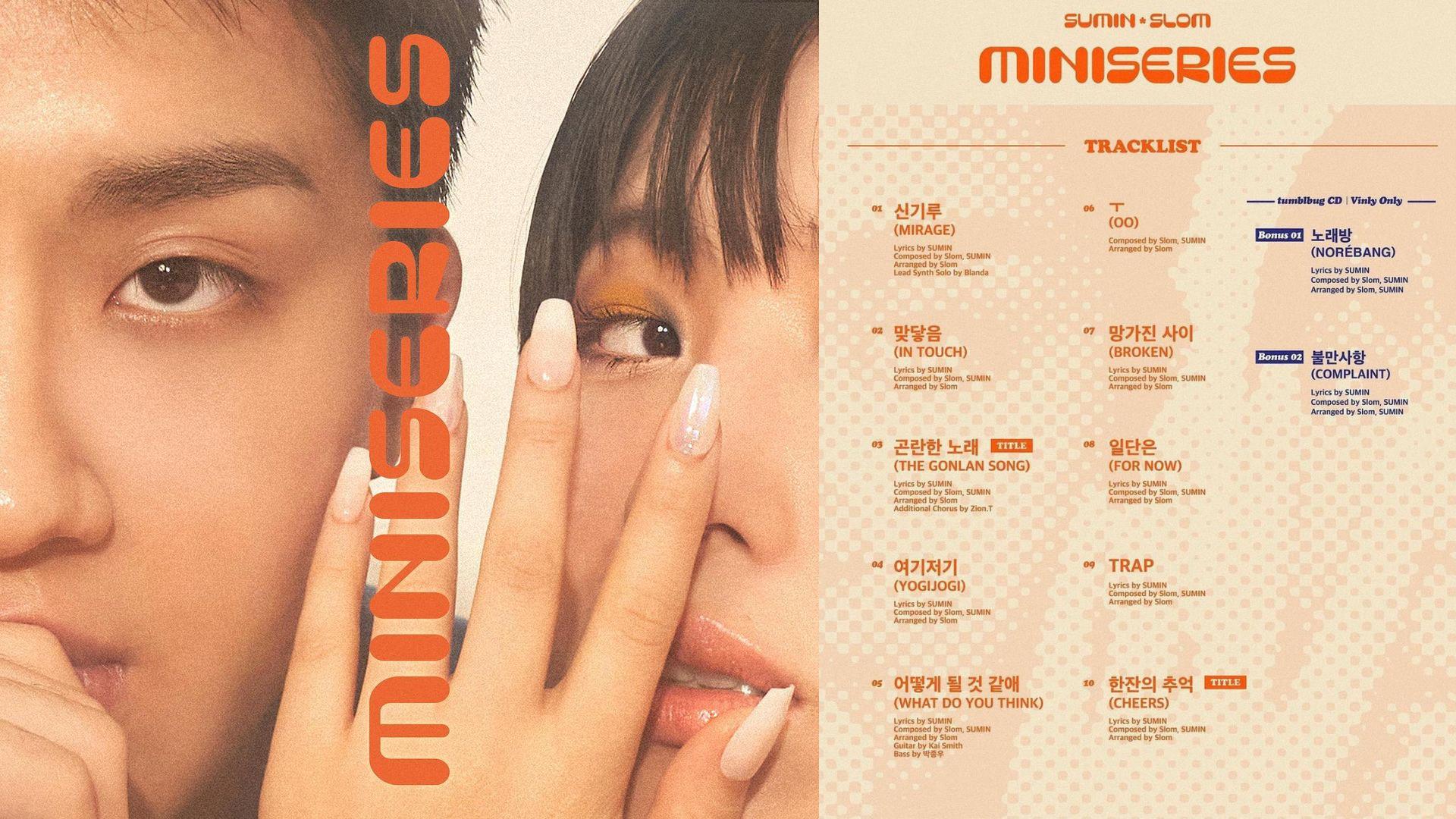 Miniseries Tracklist