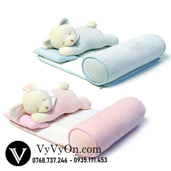 khăn , mùng, gối chặn ... đồ dùng phòng ngủ cho bé. cam kết rẻ nhất - 26