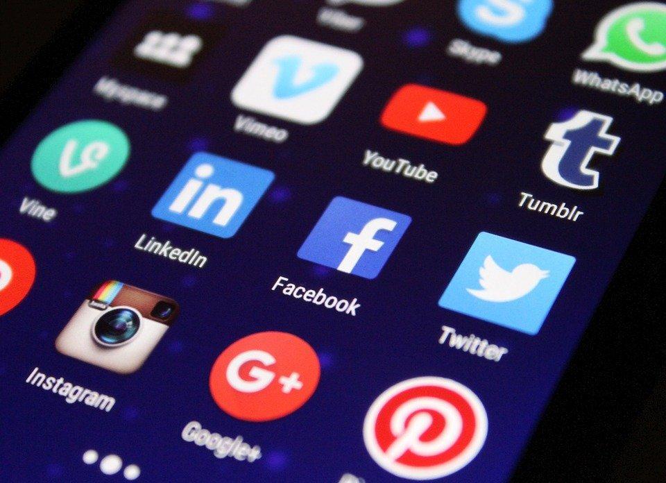 Media, Meios De Comunicação Sociais, Apps, Rede Social