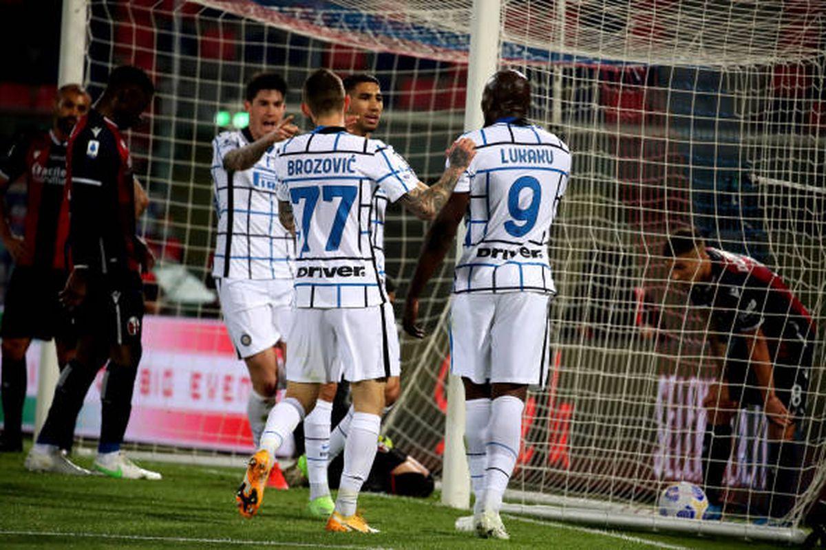 Inter đang rất mạnh hiện tại