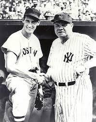 Foto blanco y negro de un equipo de béisbol  Descripción generada automáticamente
