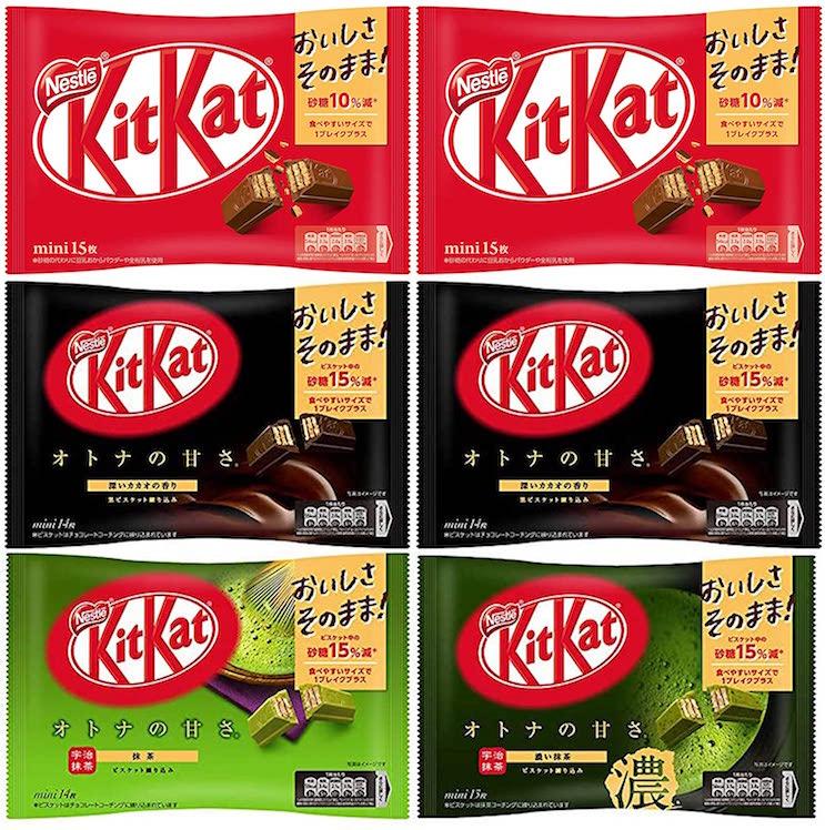 チョコレート系のお菓子