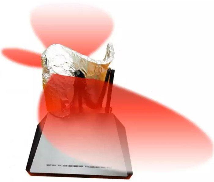 Tấm phản xạ có thể định hình chính xác các chùm Wi-Fi nhằm tránh một số không gian.