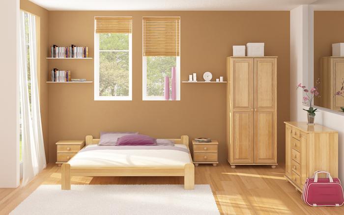 Memadukan Furnitur Minimalis Kamar Tidur -  source: www.fabelio.com