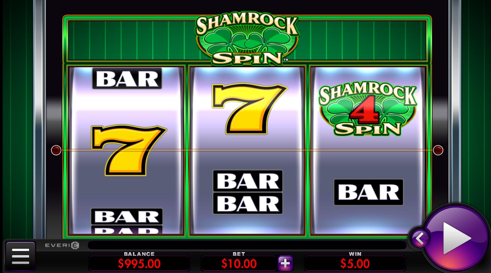 Shamrock Spin