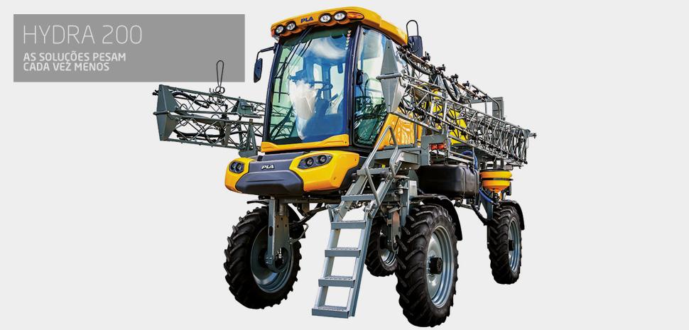 Máquinas para agricultura: Hydra 200