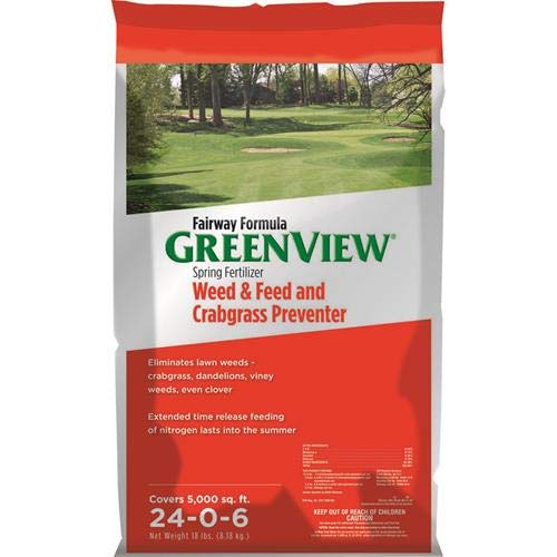 5 Best Weed And Feed Fertilizers For Your Yard Updated Spring