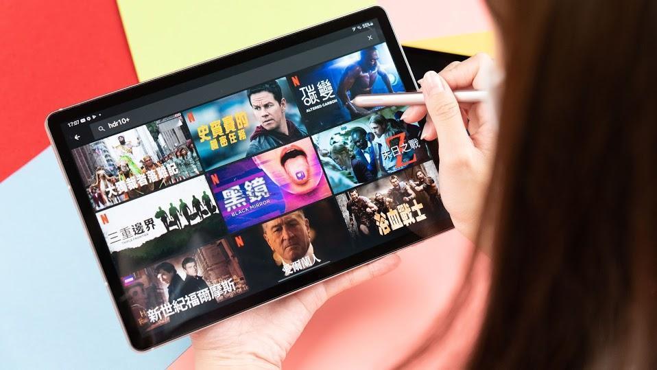 不只是 Lite 的三星 Galaxy Tab S6 Lite - 34