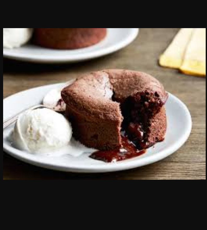 This delicious cake is easy to make. Source: Foodnetwork