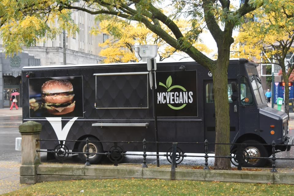 Vegan Fast Food London Ontario