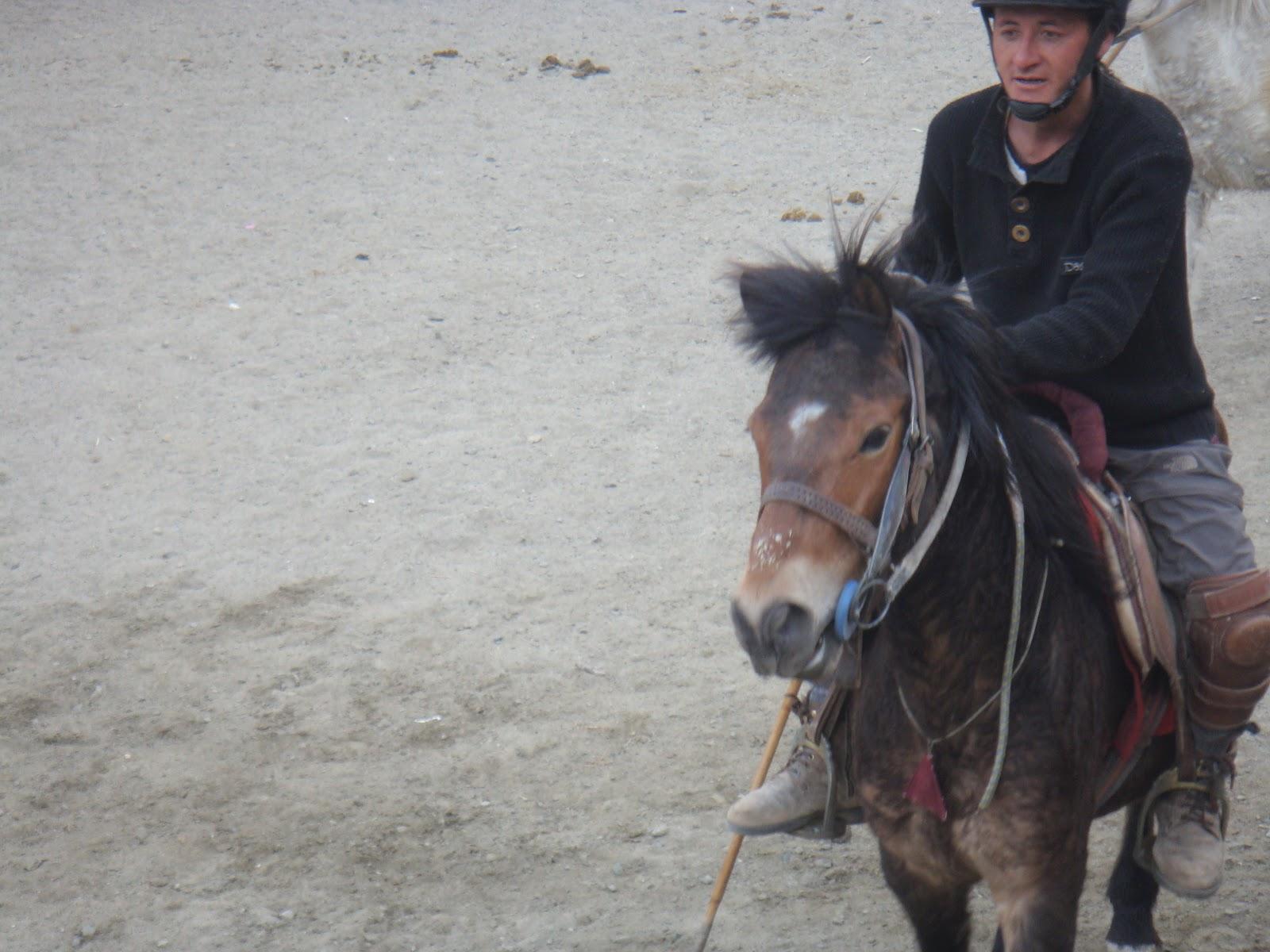 Losar-festival-ladakh-polo-player