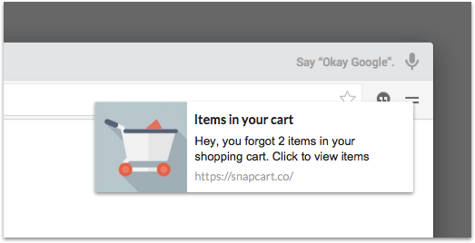 Browser-Push-Notification-Ecommerce