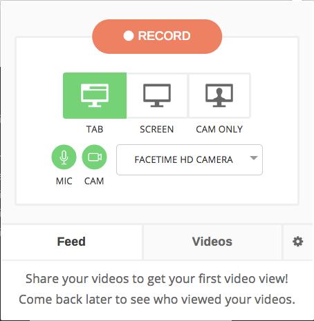 Google-Chrome-Erweiterungen für Vertriebsmitarbeiter – Vidyard GoVideo