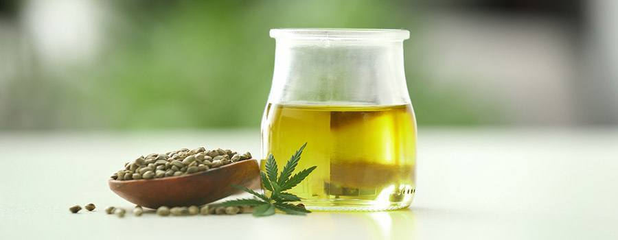 hemp seed oil skincare