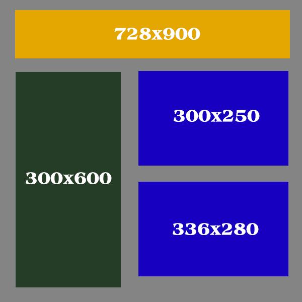 Kích thước banner chuẩn và hiệu quả nhất