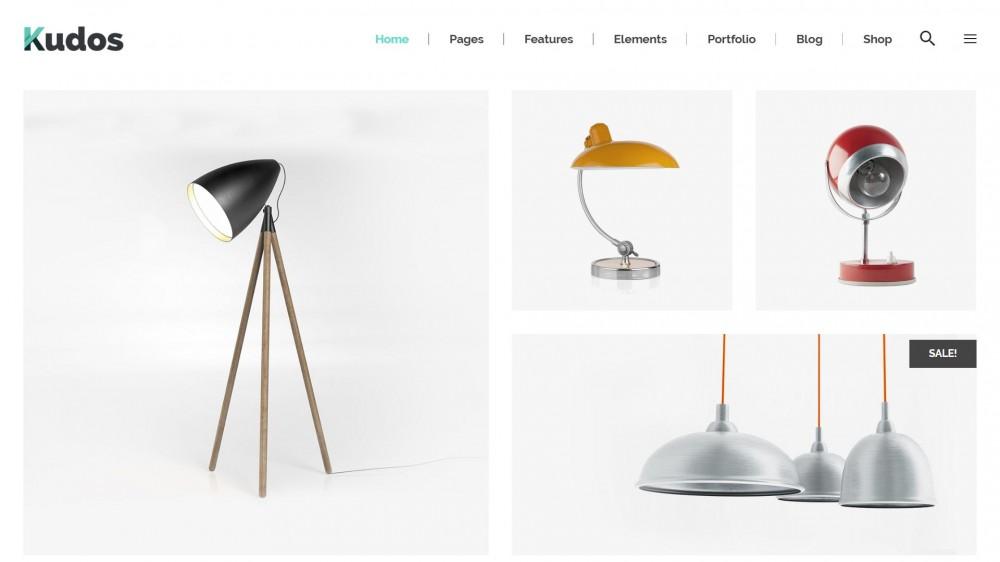 Kudos - Woocommerce furniture themes