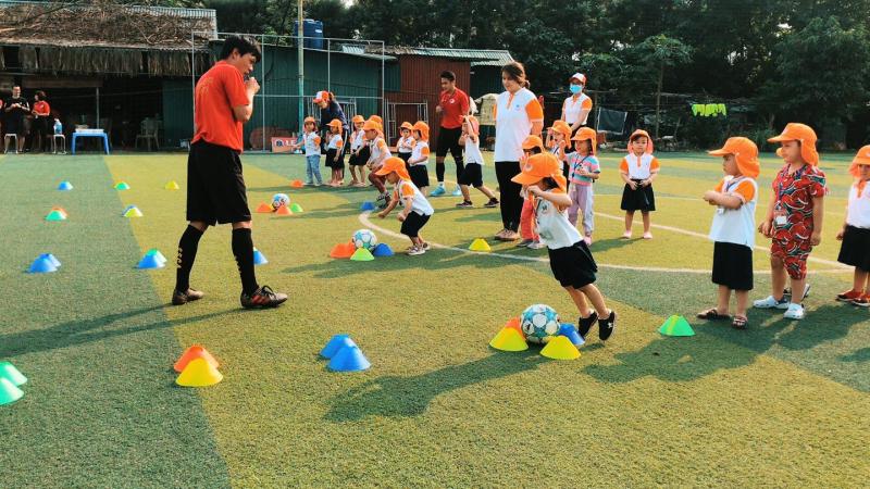 Training Football Centers in Ho Chi Minh City