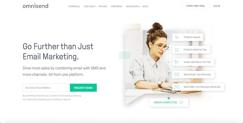Omnisend Marketing Automation Software
