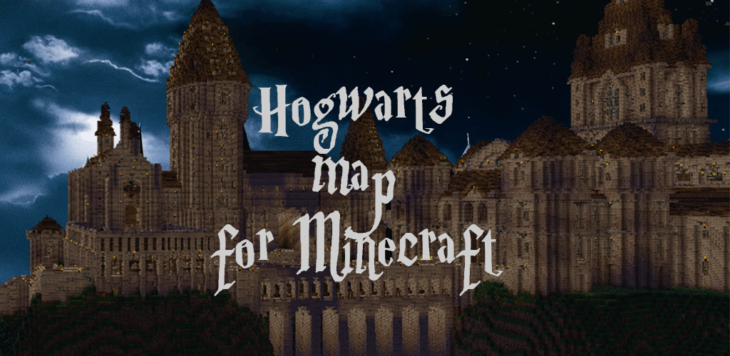 Minecraft Hogwarts Map Download
