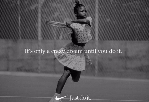 Nike-ad