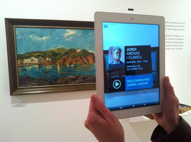 paplašinātā realitāte muzejos