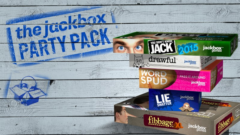 How to play from home with the Jackbox Party Pack