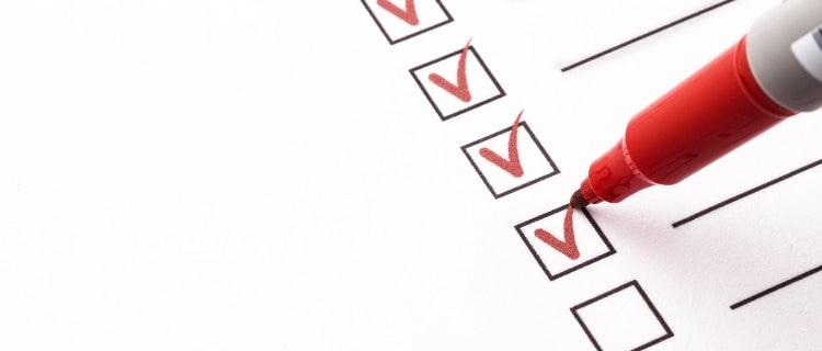 新創業融資制度の審査ポイントの確認シート