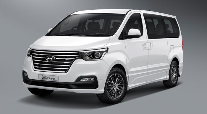 Hyundai Grand Starex VIP 2019 ราคา 2,399,000 บาท