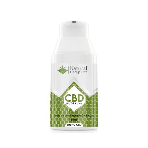 CBD hudsalva från Natural Hemp Life
