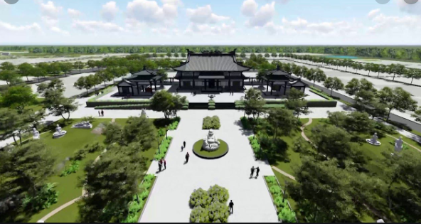 Công viên Vĩnh Hằng Long Thành là nơi an nghỉ của những người đã khuất
