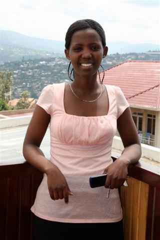 Rwandan Genocide Survivor Agnes Twagiramariya