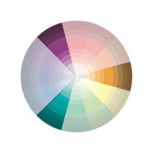 Chọn phối màu |  Phối màu ba màu