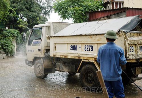 một số dòng máy rửa xe phù hợp cho xe tải