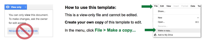 simple budget worksheet google sheet template