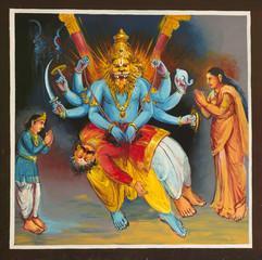 Story of Narasimha Avatar