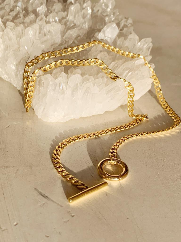 Gold Necklace