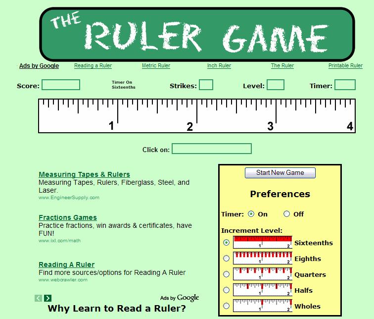 Reading a Ruler Unit - Ms.Scherer.Lesson.Plans