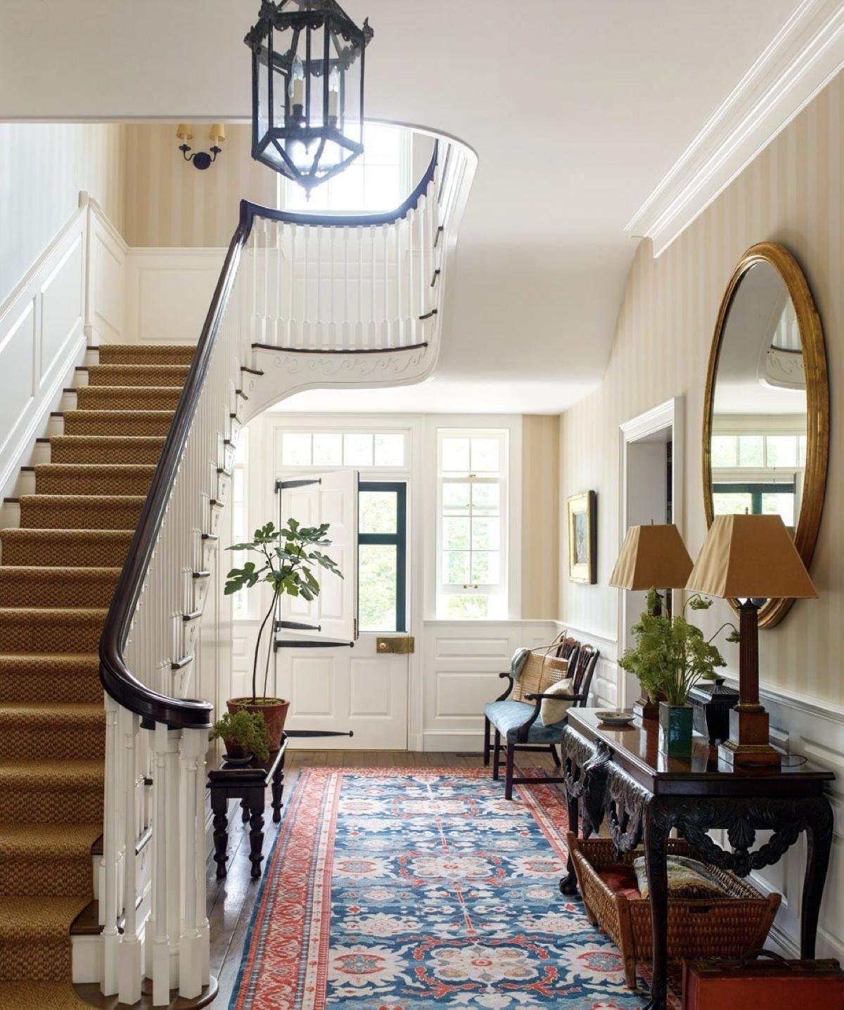 Rumah bergaya American style – source: pinterest.com