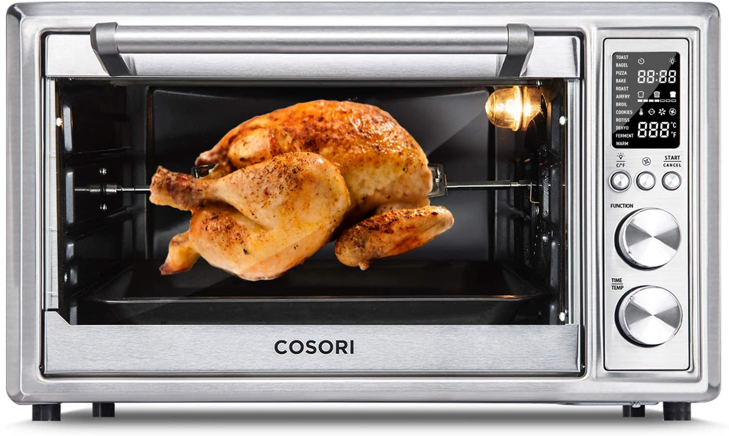 COSORI air fryer toaster oven small appliance
