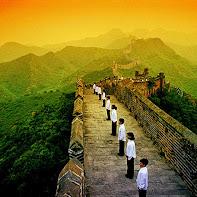ширина китайской стены
