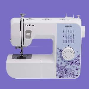 perfect size and weight Sewing Machine XM2701