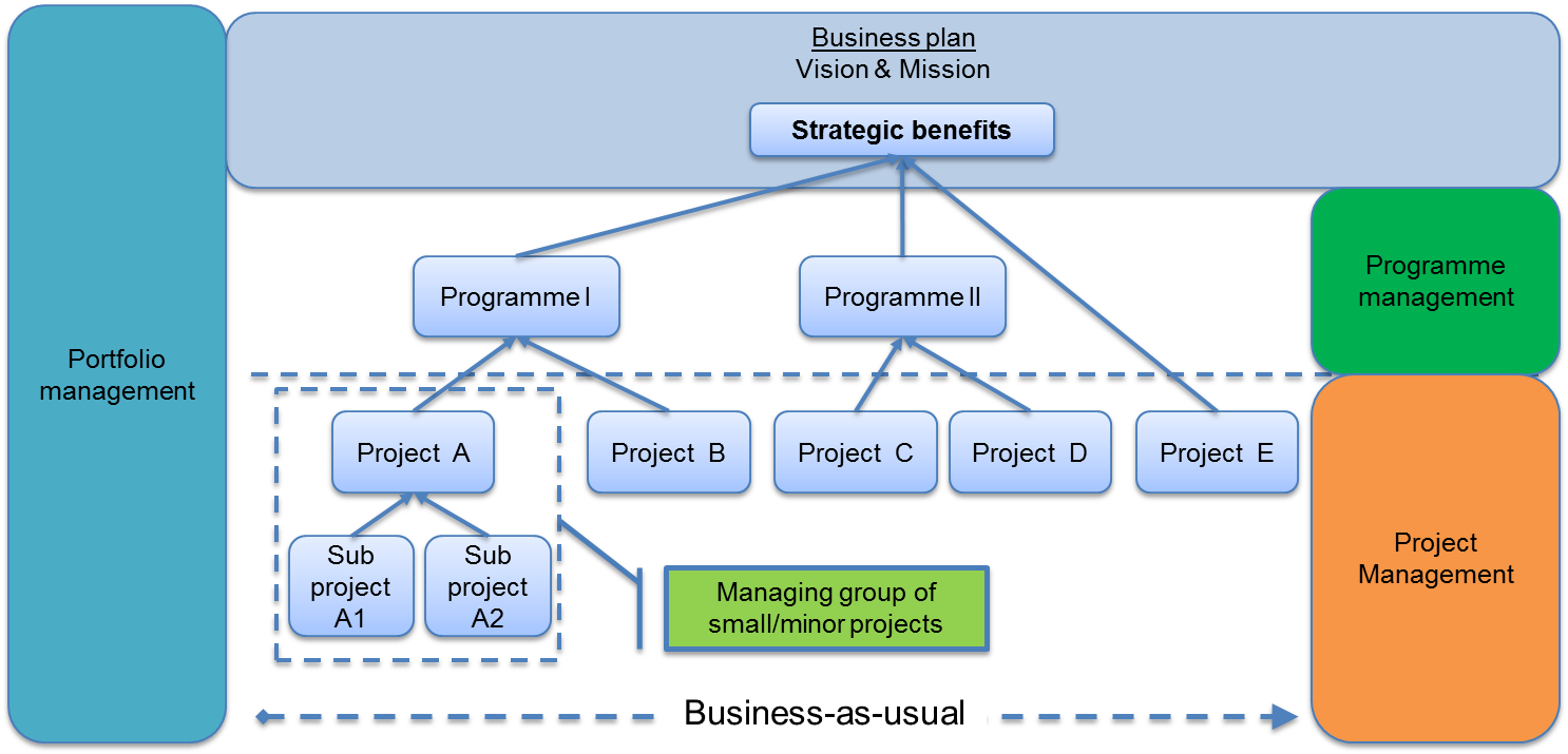 project program portfolio management Most Effective Ways To