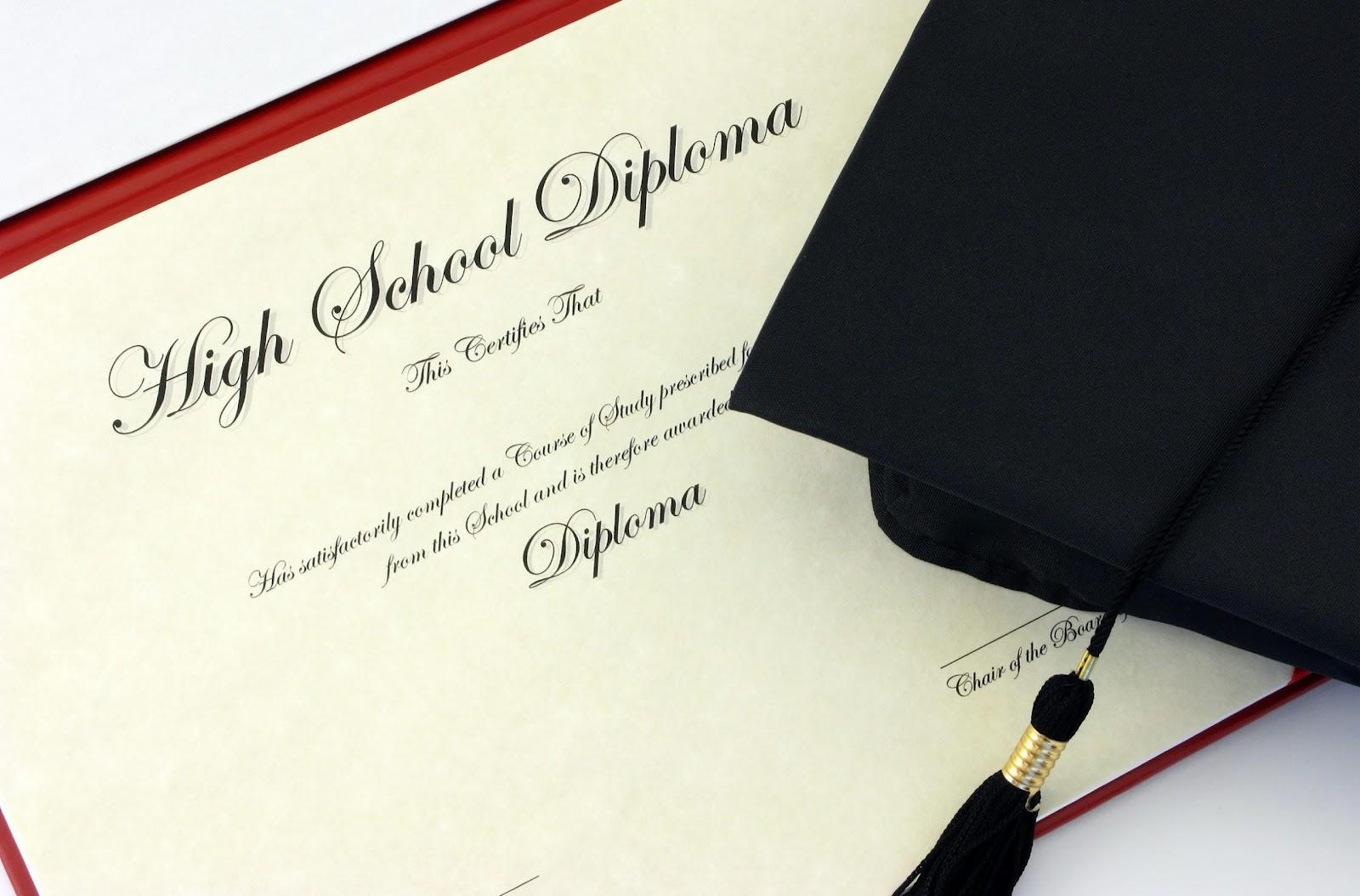 Bằng tốt nghiệp THPT là một trong những điều kiện đi học điều dưỡng Đức bắt buộc có